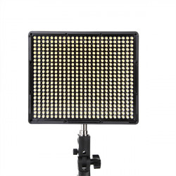 Aputure Amaran AL-H528S LED Video Light for Canon Nikon Pentax Olympus Panasonic