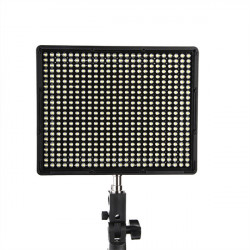 Aputure Amaran AL-H528w LED Video Light With 528 Bulbs For Video Camera