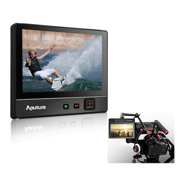 "Aputure V-Screen VS-2 Smart HDMI 7"" LCD Field Adv Monitor Suit Foto & Video"