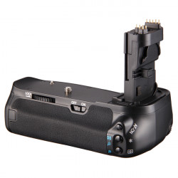 BG-E9 Vertical Camera Battery Grip For Canon EOS 60D + Battery Magazine