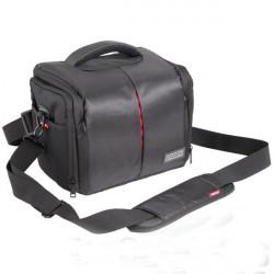 Rucksack Umhängetasche stoßfest Regen Schutz für Canon EOS DSLR SLR