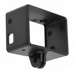 Border Frame Mount Protective Housing For GoPro HD Hero 3 With BacPac Soft Button