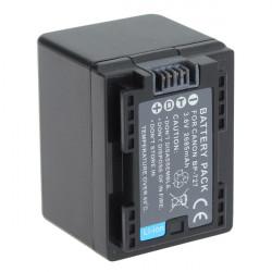 CANON BP-727 Laddningsbart 2685mAh 3.6V Li-ion DV Skyddad Batteri