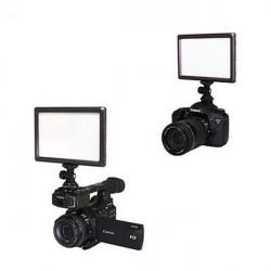 CN-LUXPAD22 Ultra Thin 112 LED 5600K / 3200K Video On-Kamera Light Pad for Canon Nikon DSLR DV