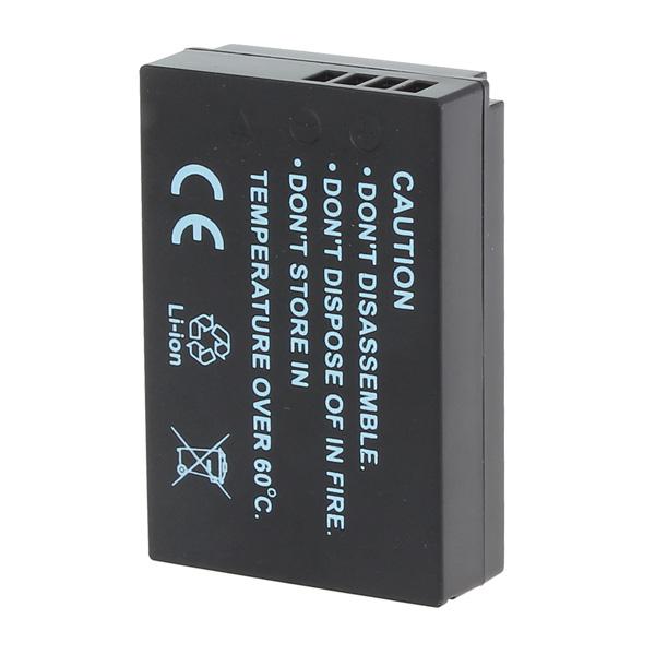 Canon LP-E12 Rechargeable 875mAh 7.4V Li-ion Protected Battery Photography & Camera Acc