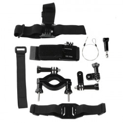 Dazzne 6IN1 KT-113 Suit Accessories Using Motorcycle For Gopro Hero 3/2/3+ Camera