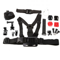 Dazzne 7IN1 KT-115 Suit Accessories Using Extreme Sports For Gopro Hero 2 3 3+ Camera