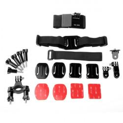Dazzne 8IN1 KT-112 Portable Camera accessory kit For Gopro Hero Camera