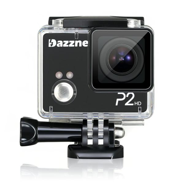 Dazzne P2 wasserdichte Tätigkeits Sport Minikamera 2,0 Zoll TFT Bildschirm HD 1080P HDMI HD Ausgang Unterstützung SD Karte Foto & Kamerazubehör