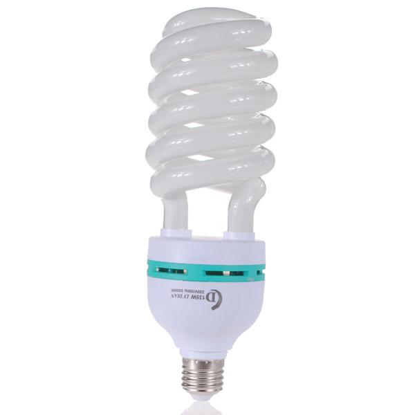 E27 5500K 135W Photo Video Daylight Lighting Studio Lamp Bulb Photography & Camera Acc