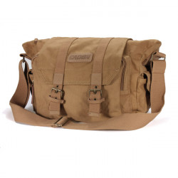 F1 Canvas Vintage DSLR SLR Camera Messenger Shoulder Bag