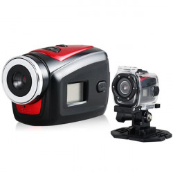 F22 Sport Action Waterproof Camera DVR Camcorder Underwater 3M HD 720P Wide Angle Lens