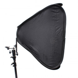 "FOTGA 24"" Portable 60cm Softbox Softbox für Blitzlicht Speedlite Foto Speedlight"