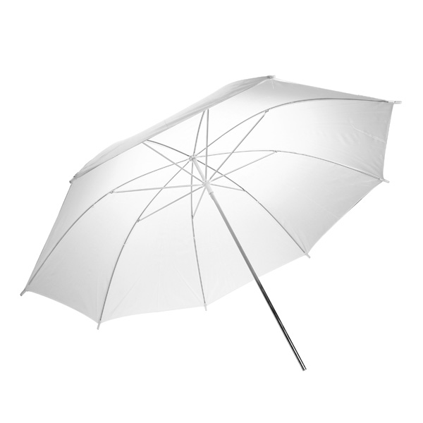 FOTGA 33 Inch 83cm Studio Flash Soft Translucent White Umbrella For Studio Lighting Photography & Camera Acc