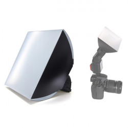 Flash Diffuser Softbox NG-200 Universal For DSLR Camera Canon Nikon Sony Speedlite