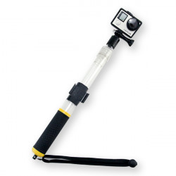 Floating Extension Monopod With WIFI Remote Clip Gopole For Gopro Hero 3 4 3 Plus SJ4000