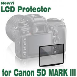 Fotga Premium LCD-skærm Panel Beskyttelse Glas til Canon EOS 5DIII
