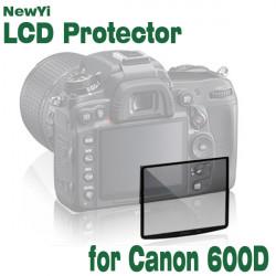 Fotga Premium LCD Screen Panel Protector Glass For Canon EOS 600D