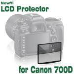 Fotga Premium LCD Screen Panel Schutzglas für Canon EOS 700D Foto & Kamerazubehör
