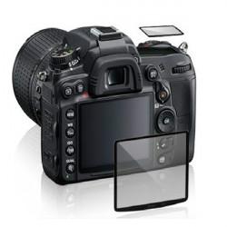 Fotga Premium LCD-skærm Panel Beskyttelse Glas til Nikon D5200
