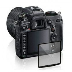 Fotga Premium LCD Screen Panel Protector Glass For Nikon D600