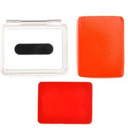 GoPro 3/2 Vandtæt Shell + Bøje BackDør Cover med 3M Sticker