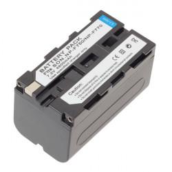 Hight Capacity 7.2V 4800MAH Li-ion NP-F750/ 770 / 730 Battery For Sony