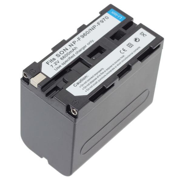 Hight Capacity 7.2V Li-ion NP-F930/950/960/970 Battery For Sony Photography & Camera Acc