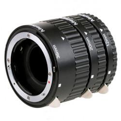Meike MK-N-AF-A Autofokus AF Macro Extension Tube Set for Nikon DSLR Kamera