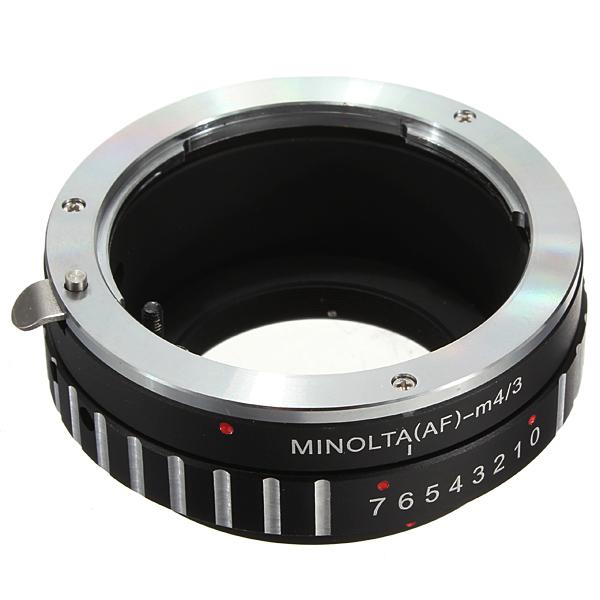 Minolta MA Sony AF Objektiv Micro M43 Mount Adapter für G1 GH1 Foto & Kamerazubehör