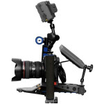 Multi Function Steady Spider Shoulder Rig For DSLR Cameras Photography & Camera Acc