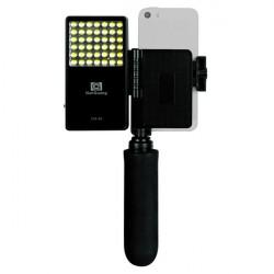 Nanguang CN-42 Photo LED Videolampa Belysning för Mobiltelefon iPhone Sumsung Sony