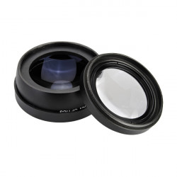 Neutral 58MM 0.45x XF-58W Marco Wide Angle Lens for Canon Nikon Olympus Sony