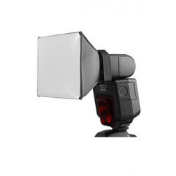 Pixco Flash Diffuser Soft Box Diffuser light Soft Diffuser For Flash Speed Light