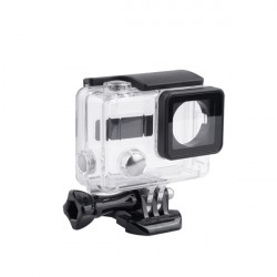 Practical Underwater Waterproof Dive Transparent Case Housing For GoPro Hero 3+