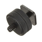 Pro Type 1/4 20 Tripod Screw For Flash Hot Shoe Adapter Photography & Camera Acc