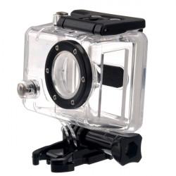 Seitenschutzöffnungs Skeleton Gehäuse Case für GoPro 2.1 Kamera