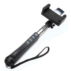 RK908 Multifuntional Snap-together Adjustable Bluetooth Selfie Monopod Suit