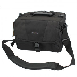 SAFROTTO d-5 Black Nylon Camera Bag Case Adjustable Inside Pads