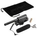 SGC-598 Kondensator Shotgun DV Videokamera Mikrofon Foto & Video