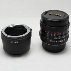 Andra Generationen 50mm F1.7 Phenix Lins för Sony NEX E Lens