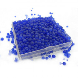 "Silica Gel Desiccant Moisture Beads For Absorb Box ""Reusable"" x 2pcs"