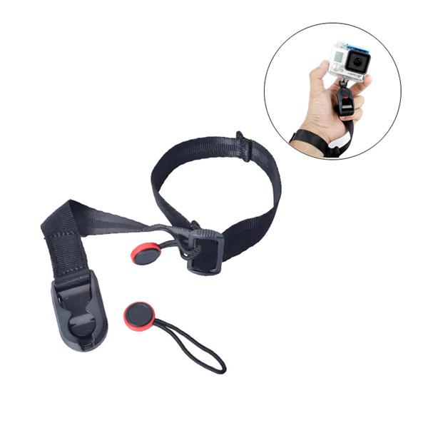 TMC Justerbar Micro Cuff Quick Release Wrist Strap for Gopro 4 3 Plus SLR Kamera Foto & Video