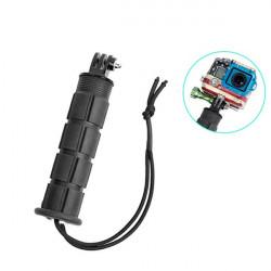 TMC Handsilikon Grip Mount Själv Stick för Gopro Hero 1 2 3 3 Plus