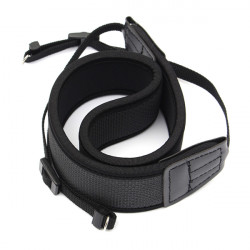 Universal Skidproof Elastic Neoprene Neck Strap For Canon Nikon Sony Pentax Camera
