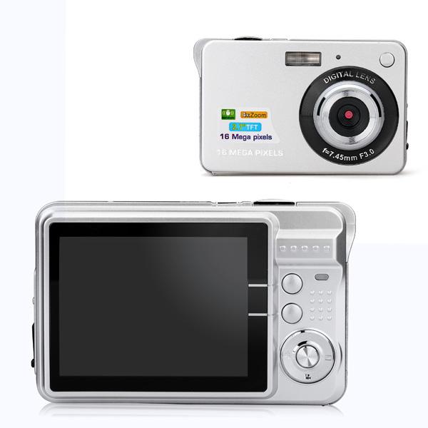 WINAIT 16 Millionen Pixel Schnittstelle USB2.0 Mic 2.7 Zoll Digitalkamera Foto & Kamerazubehör