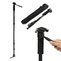 WT1005 Adjustable 70 Inch Monopod Lightweight Stand With Carry Bag For Camera Camcorder DV