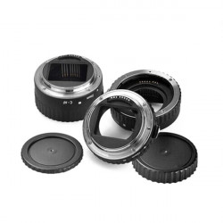 26 30mm Metall Step Up Objektiv Filter Ring Stepping Adapter schwarz