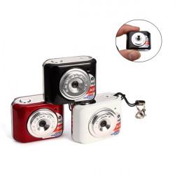 X3 Mini DV Mini DVR Kamera Optager Video Kamera Mini Videokamera Sport DV / Kamera