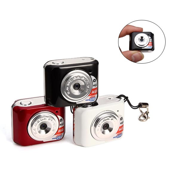 X3 Mini DV Mini DVR Kamera Inspelare Videokamera Mini Videokamera Sport DV / Kamera Foto & Video